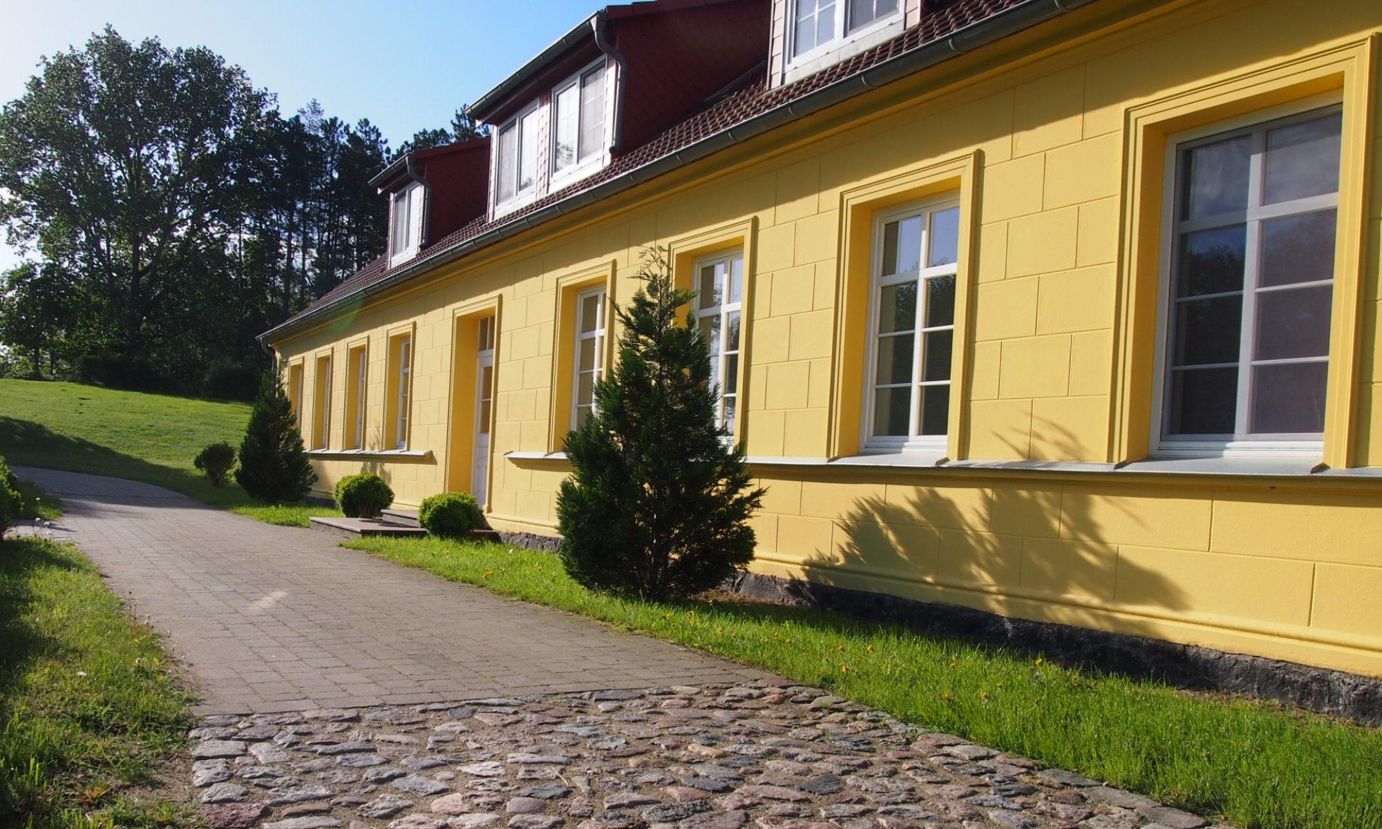 Ferien im Gutshaus auf der Insel Rügen